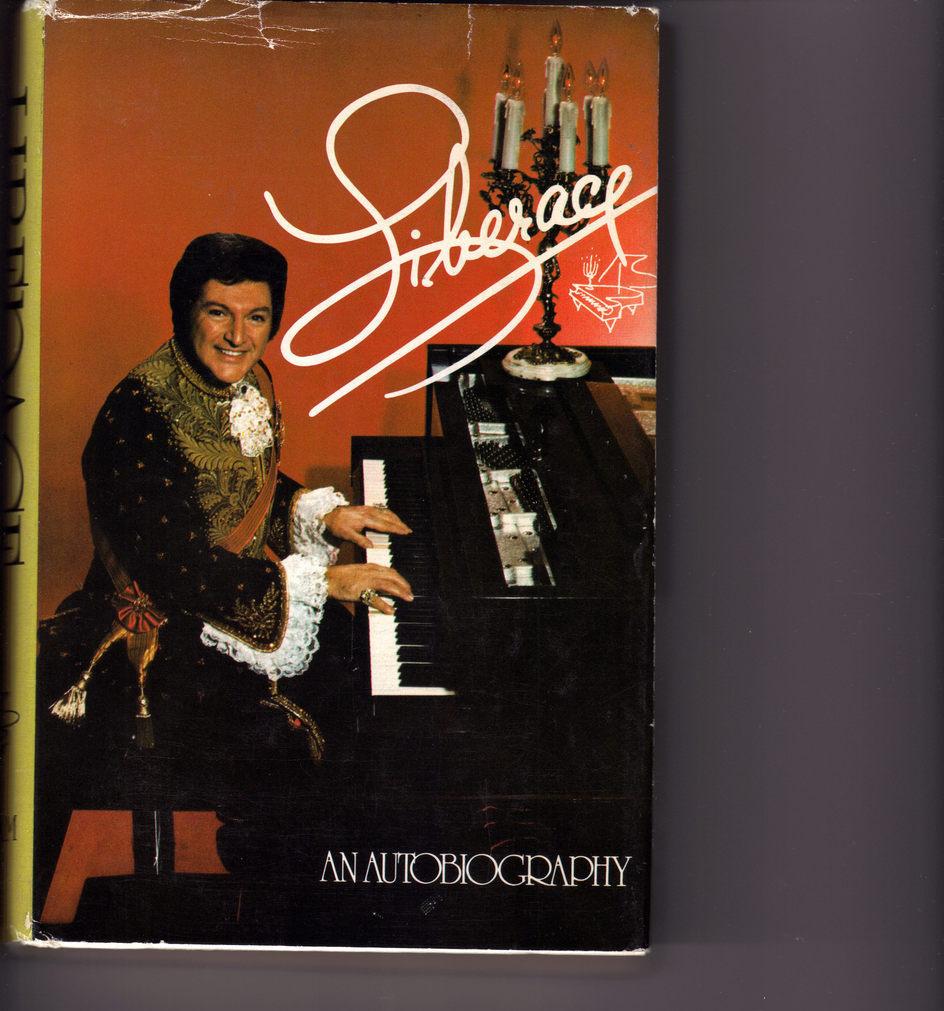 Liberace book