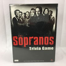 New The Sopranos Board Game Trivia 2004 Factory Sealed - $19.99