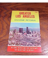 1970's Greater Los Angeles Souvenir Pictorial Booklet, 22 pages - $7.95