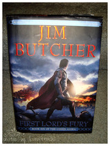 Jim Butcher's First Lord's Fury Codex Book 6 - $5.00