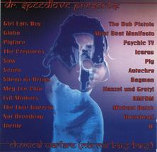 Dr. Speedlove  2 CD Autechre KMFDM Hanzel Und Gretyl + - $3.00