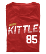 George Kittle T-Shirt San Francisco 49ers SF NFL Soft Jersey #85 (S-3XL) - $18.95 - $20.95