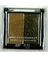 "Mary Kate And Ashley Eye Glam Eye Shadow Palette ""#830 Envy"" NEW  - $4.74"