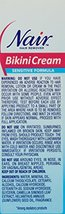 Nair Hair Remover Bikini Cream Sensitive 1.7 Ounce 50ml 2 Pack image 4