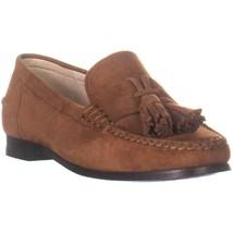 Cole Haan Emmons Tassel Loafers, Woodbury Suede, 5 US - $44.15