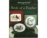 Birds of a feather cross stitch pattern book 116 stoney creek collection  1  thumb155 crop