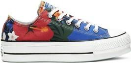 Converse Chuck Taylor All Star Paradise Prints Platform, 563976C Multi S... - £63.58 GBP