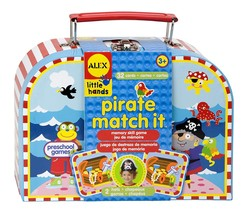 ALEX Toys Little Hands Pirate Matching - $17.88