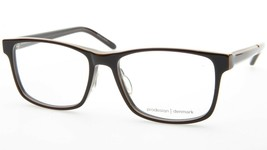 NEW PRODESIGN DENMARK 1722 1 c.5032 BROWN EYEGLASSES FRAME 54-16-145 B39... - $89.09