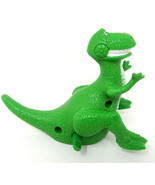 Rex McDonalds Happy Meal Dinosaur Number 6 Disney Toy Story 2 Wind Up 3+ Years - $8.90