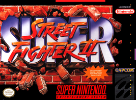 Super Street Fighter II SUPER NINTENDO SNES Video Game - $24.97