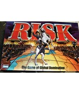 Risk - NEW SEALED 1998 Game Of Global Domination 360 Miniatures Military... - $39.00