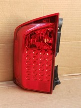 04-10 Infiniti QX56 LED Tail Light Lamp Left Driver Side - LH image 1