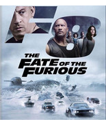 Fast and Furious 8 DVD New Movie 2017 The Fate of the Furious F8 Fr... - $9.00
