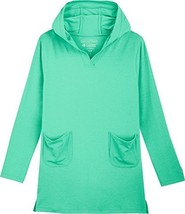 Coolibar UPF 50+ Girls' Beach Cover-Up Dress - Sun Protective Medium- Mi... - $40.06