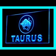 150075B Taurus Zodiac Astrology Window Hilltop Zodiac Display LED Light Sign - $18.00