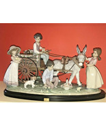 Lladro 01001797 ENCHANTED OUTING Base Included Limited Edition Perfect C... - $2,920.50