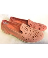 Merrell Women's Mimix Daze Perforated Slip-On Shoes Coral Orange Perf si... - $29.99