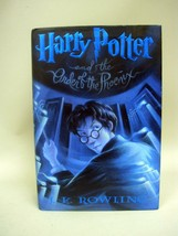 Book:  Harry Potter And The Order of the Phoenix - $27.41