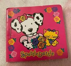 Vintage Sanrio Spottie Dottie Mini Sticker Book 1990, 1998 *Unused - $39.99