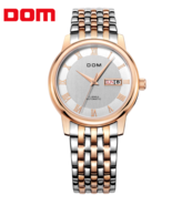 DOM® Top Brand Luxury Waterproof Mechanical Stainless Steel Watch Busine... - $88.13+