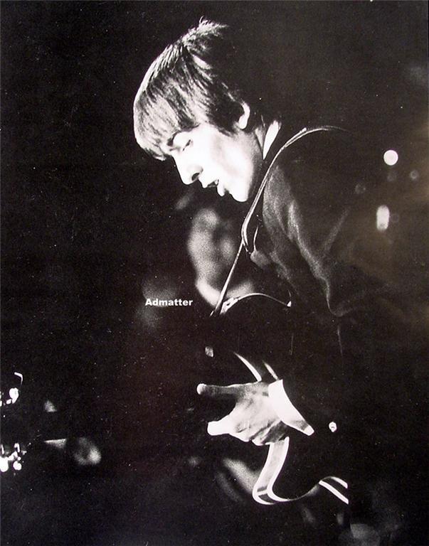 "The Beatles Photo Print 11x14/"""