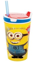 Despicable Me The Minions Snackeez Jr (Pack of One Cup Colors and Design... - $14.11