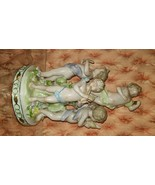 FREE SHIPPING! Vintage Meissen Porcelain 5 Cher... - $225.00