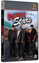 Pawn Stars 5 [New DVD] Amaray Case - $43.10