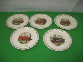 5 Vintage Railroad Train Steam Engine Locomotive Silverton CO Collectors... - $46.71