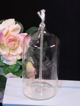 Princess House Heritage Crystal Oil Lamp Taper Candle Mid Century Home D... - $34.99