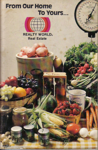 FROM OUR HOME TO YOURS-SOME CELEBRITY RECIPES-1980;PB
