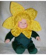 Anne Geddes Daffodil Doll - $9.00
