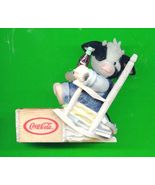Moo BOY in Rocker Drinking Coke  - $20.00