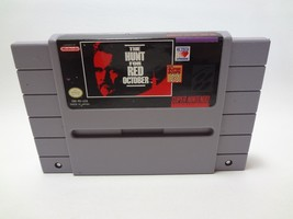 The Hunt for Red October (Super Nintendo Entertainment System, 1993) SNES - $8.66