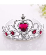 Children Tiara Headdress Headwear Cute Princess Crowns Hairband Headdres... - $6.79