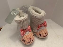 Disney Doc McStuffins Toddler Girls Lambie Head Plush Sock top  Slippers... - $18.59
