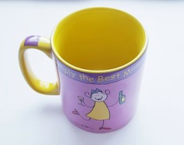 The Expressions Gift Simply The Best Mum Cup Mug Tea Coffee Present Chri... - $10.08