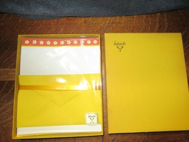 Vintage Hallmark Ambassador Cards Stationery Set-Daisies/Flowers-Complet... - $49.99