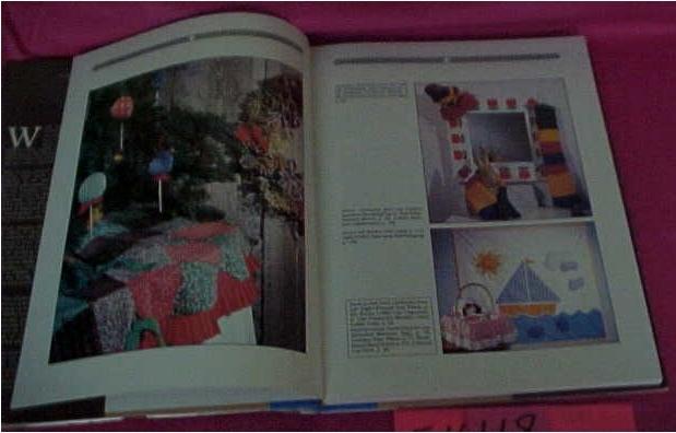 Book, Homespun Crafts from Scraps