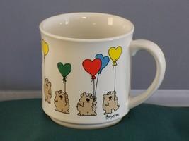 Boynton Birthday Balloon Coffee Mug Very Good Condition - $12.50
