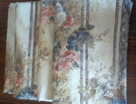 Floral_drapes_jc_penney_11935_cream_blue_pink_lot_of_4_24_x_62_011_thumb200