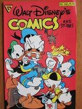 Walt Disney's Comics and Stories Feb 1989 #536 [Comic] [Jan 01, 1989] Carl Barks - $2.50