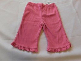 The Children's Place Baby Girl's Pants Bottoms Fleece Pink Size 3-6 Months NWT - $13.49
