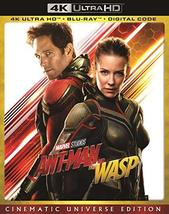 Ant-Man and the Wasp (4K Ultra HD + Blu-ray + Digital, 2018)
