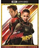 Ant-Man and the Wasp (4K Ultra HD + Blu-ray + Digital, 2018) - $29.95