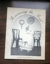 Romancing The Reed Sharon Wright  Basketry Booklet Vintage 1983 Basket W... - $9.89