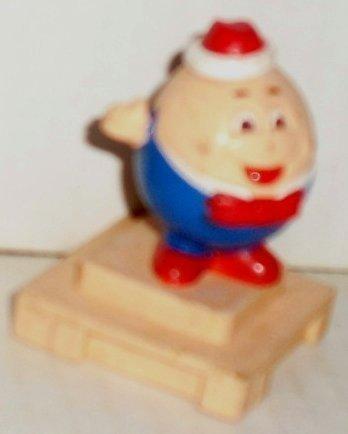 "HUMPTY DUMPTY on base PVC Figure 2"""