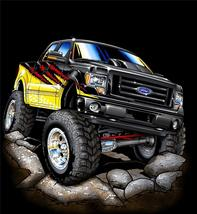 2012 FORD F150 ART 24 x 36 INCH HIGH GLOSS POSTER, pickup truck - $18.99