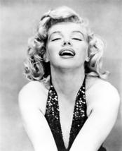 Marilyn Monroe In Black 24x36 Inch High Gloss Poster - $18.99